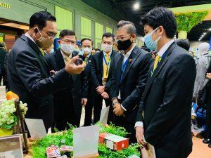 Read more about the article นายกรัฐมนตรี เปิดงาน BCG : โมเดลเศรษฐกิจสู่การพัฒนาที่ยั่งยืน