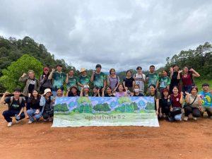 Read more about the article ปลูกป่าสร้างชีวิต ปี 2ของเยาวชนบ้านเลาวู